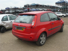 FORD FIESTA REAR LIGHT  2006+  O/S